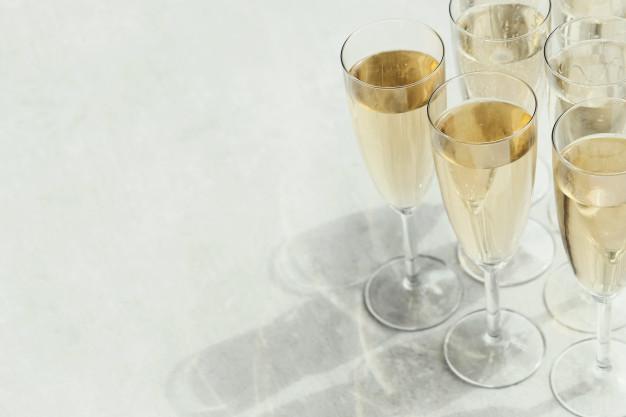 champagne drik